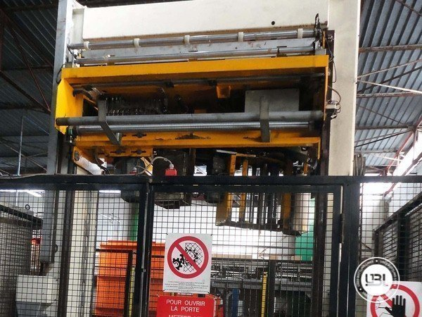 Used Pallet Stretch Wrapper Tosa 125E - 2