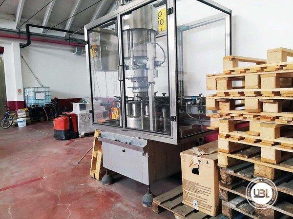 Used Capping Machine Bertolaso DELTA 596 - 1