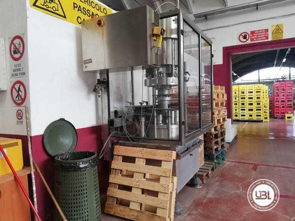Used Capping Machine Bertolaso DELTA 596 - 3
