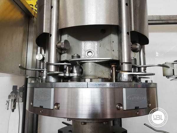 Used Capping Machine Bertolaso DELTA 596 - 4