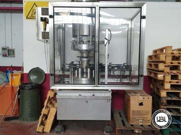 Used Capping Machine Bertolaso DELTA 596 - 5