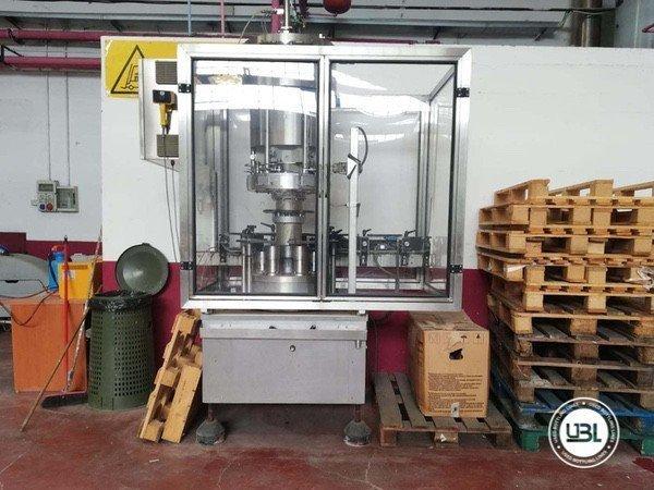 Used Capping Machine Bertolaso DELTA 596 - 6