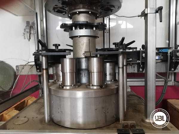 Used Capping Machine Bertolaso DELTA 596 - 7