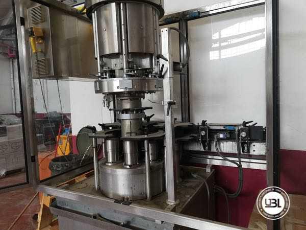 Used Capping Machine Bertolaso DELTA 596 - 8
