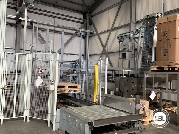 Used Isobaric Complete Glass Line for Beer 46000 bph - 10