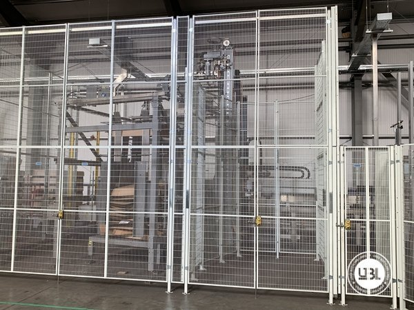 Used Isobaric Complete Glass Line for Beer 46000 bph - 11