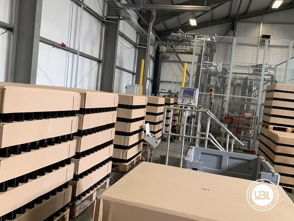 Used Isobaric Complete Glass Line for Beer 46000 bph - 12