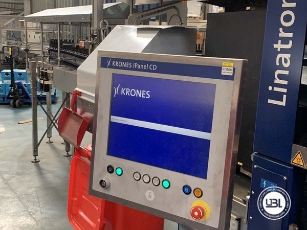 Used Isobaric Complete Glass Line for Beer 46000 bph - 13
