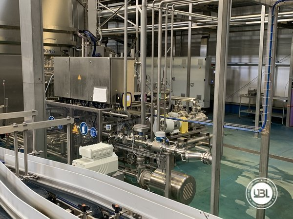 Used Isobaric Complete Glass Line for Beer 46000 bph - 23