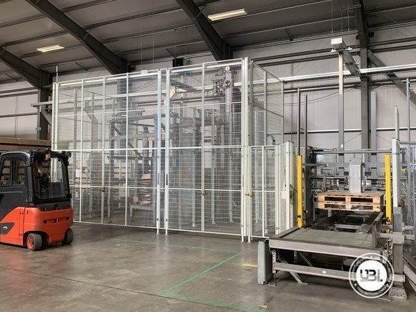 Used Isobaric Complete Glass Line for Beer 46000 bph - 5