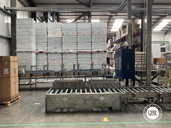 Used Isobaric Complete Glass Line for Beer 46000 bph - 7