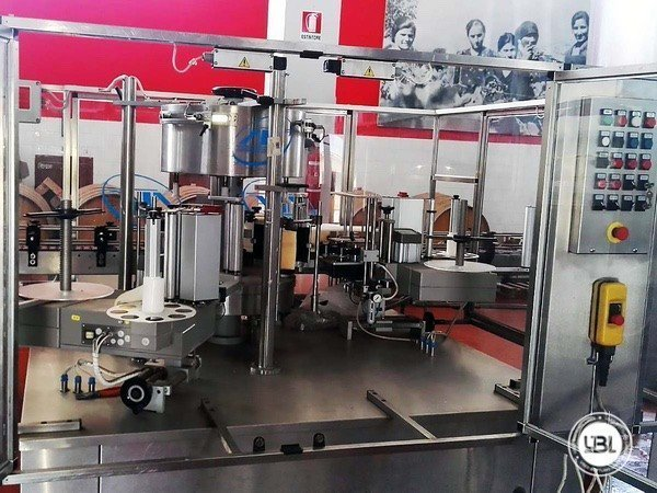 Used Isobaric Complete Glass Line for Sparkling Wine, Still Wine 2500 bph - 16