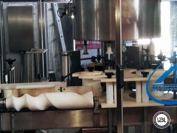 Used Isobaric Complete Glass Line for Sparkling Wine, Still Wine 2500 bph - 19
