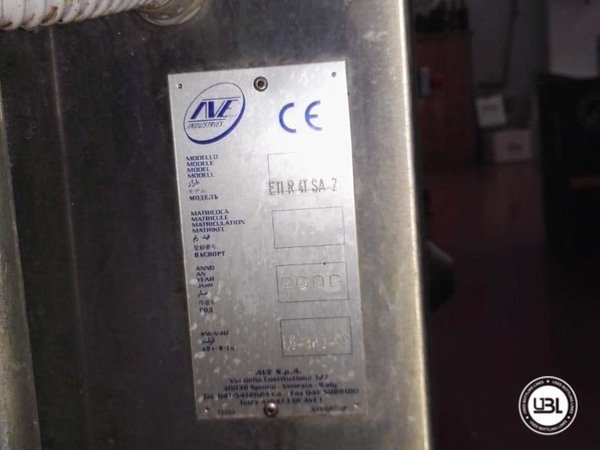 Used Isobaric Complete Glass Line for Sparkling Wine, Still Wine 2500 bph - 1