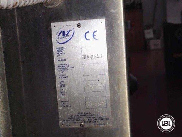 Used Bottle Labeler AVE ETI R 4T SA 2 2000 bph year 2000 - 3