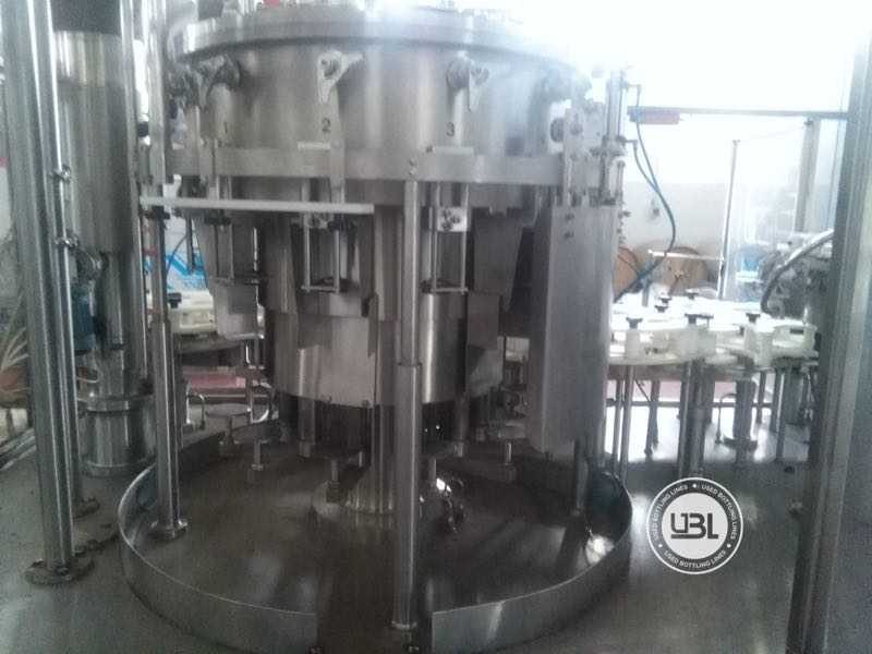 Used Isobaric Complete Glass Line for Sparkling Wine, Still Wine 2500 bph - 18