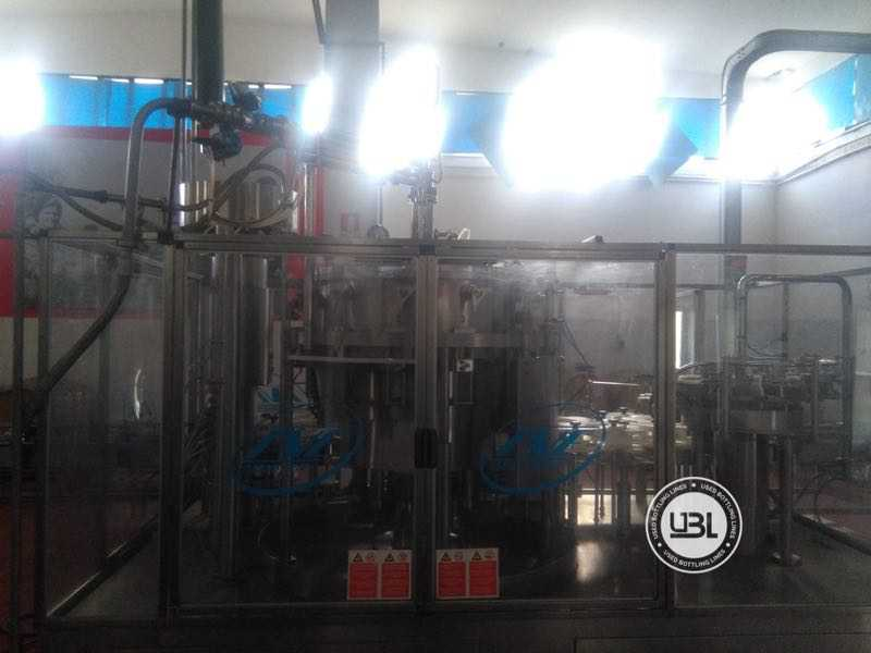 Used Isobaric Complete Glass Line for Sparkling Wine, Still Wine 2500 bph - 11