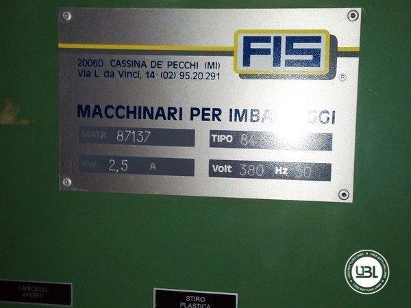 Envolvedora de pallets FIS 84/R - 9