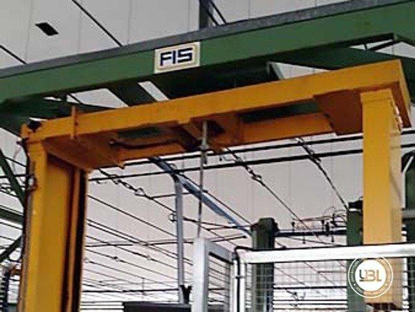 Envolvedora de pallets FIS 84/R - 5