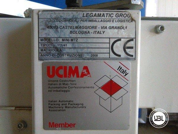 Fechadoras de caixas LEGAMATIC GROUP MINI MTZ - 1