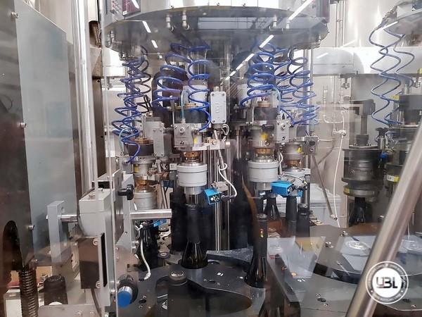 Used Capsuling Machine Robino & Galandrino ZENITH Z 3/24 OTTICO - 10