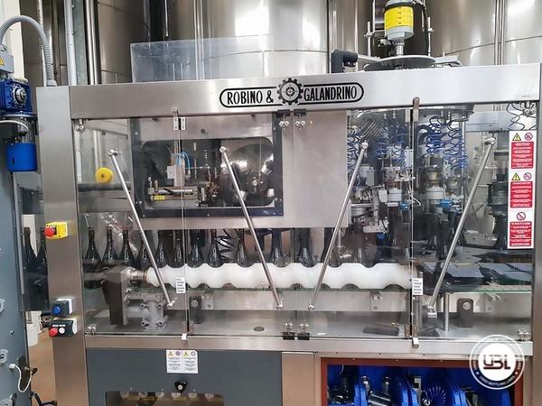 Used Capsuling Machine Robino & Galandrino ZENITH Z 3/24 OTTICO - 11
