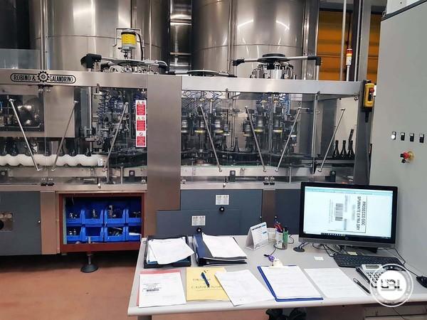 Used Capsuling Machine Robino & Galandrino ZENITH Z 3/24 OTTICO - 9