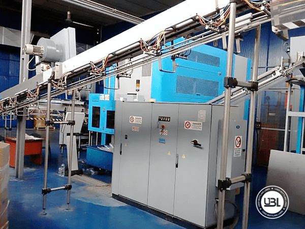Used Complete PET Line for Water 13000 bph - 11
