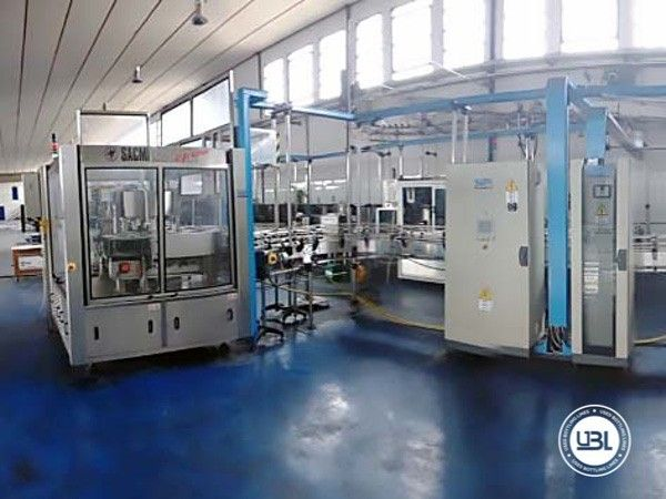 Used Complete PET Line for Water 13000 bph - 2
