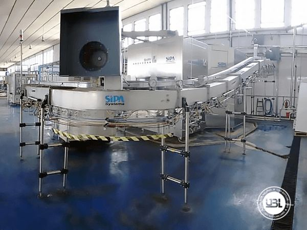 Used Complete PET Line for Water 13000 bph - 20