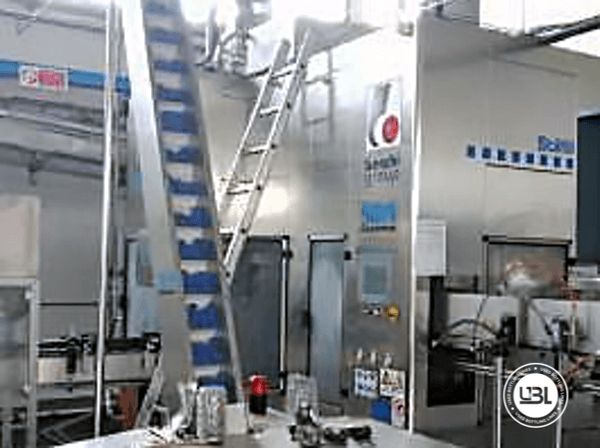 Used Complete PET Line for Water 13000 bph - 22
