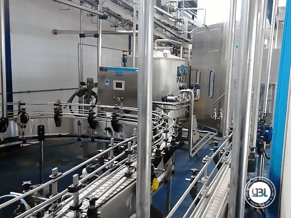 Used Complete PET Line for Water 13000 bph - 24