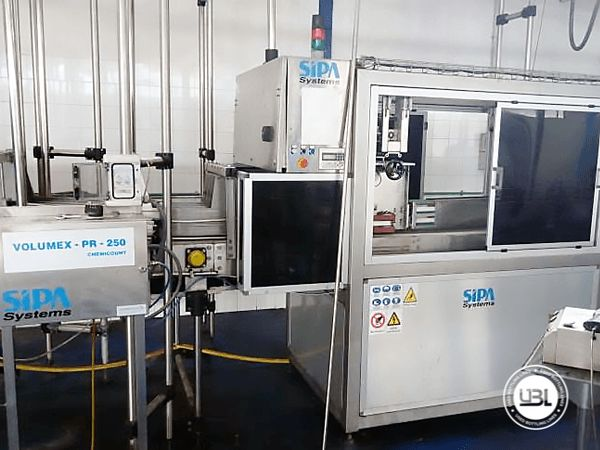 Used Complete PET Line for Water 13000 bph - 28