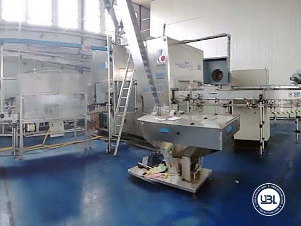 Used Complete PET Line for Water 13000 bph - 3