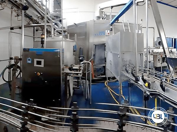 Used Complete PET Line for Water 13000 bph - 30