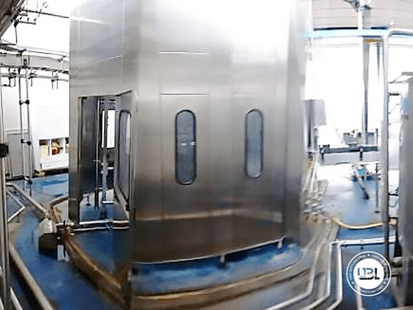 Used Complete PET Line for Water 13000 bph - 33