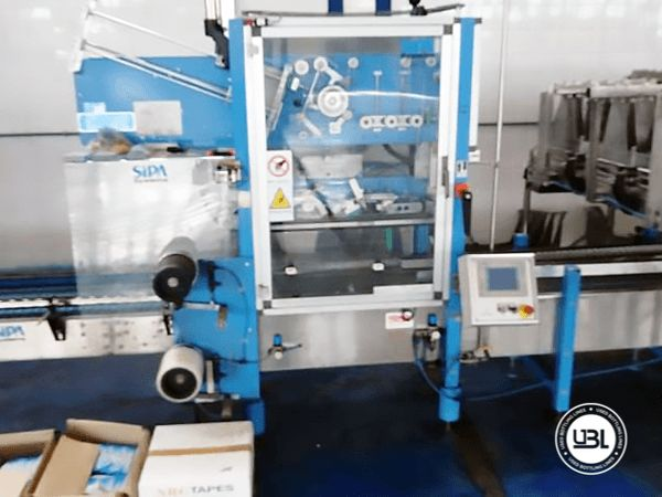 Used Complete PET Line for Water 13000 bph - 37
