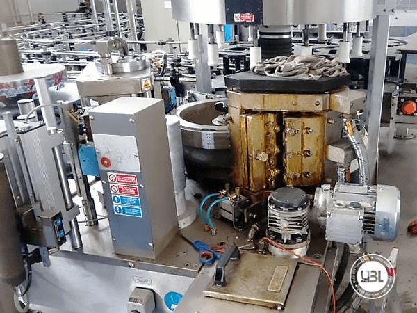 Used Complete PET Line for Water 13000 bph - 39