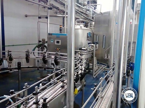 Used Complete PET Line for Water 13000 bph - 4