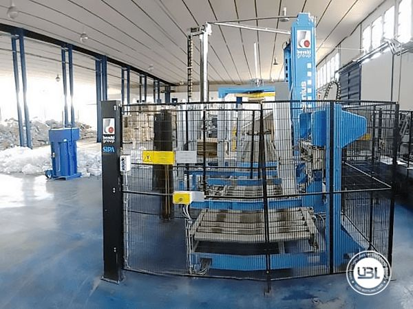 Used Complete PET Line for Water 13000 bph - 43