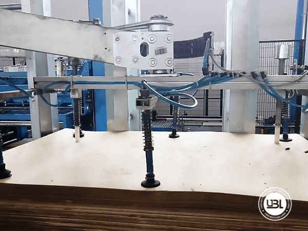 Used Complete PET Line for Water 13000 bph - 44