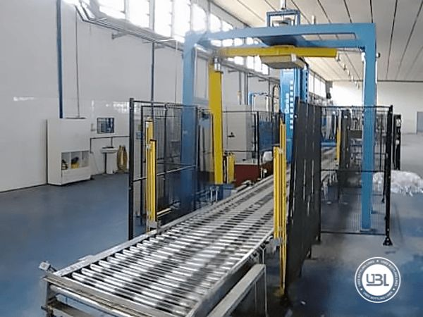 Used Complete PET Line for Water 13000 bph - 46