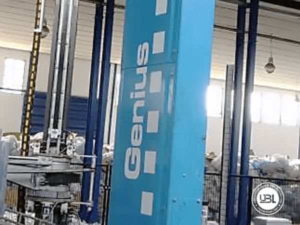 Used Complete PET Line for Water 13000 bph - 49