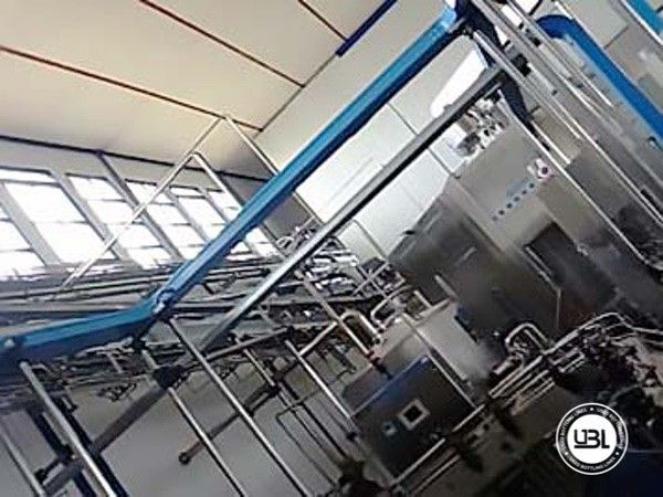 Used Complete PET Line for Water 13000 bph - 5
