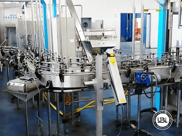 Used Complete PET Line for Water 13000 bph - 50