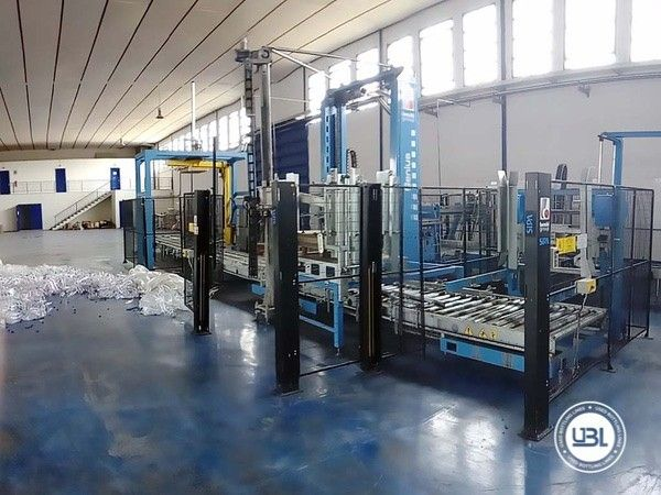 Used Complete PET Line for Water 13000 bph - 7