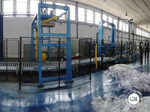 Used Complete PET Line for Water 13000 bph - 8