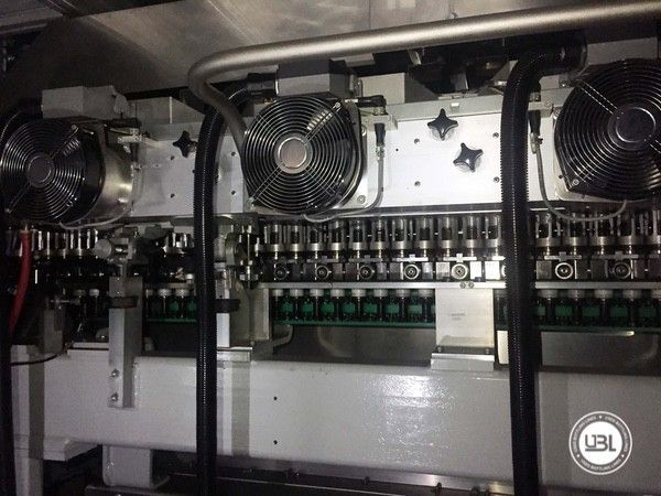 Used Complete PET Line for Water 13000 bph - 9