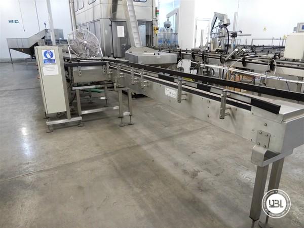 Linha completa de Vidro para Refrigerantes, Água com Gás, Água - 1