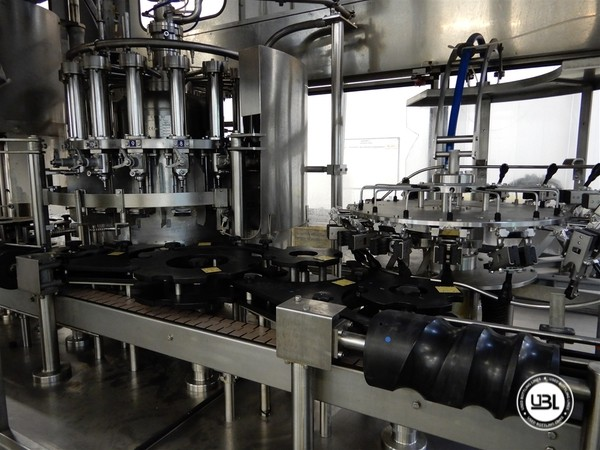 Linha completa de Vidro para Refrigerantes, Água com Gás, Água - 2